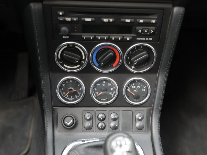 BMW Z3 Z3M ROADSTER 3.2 321CV NOIR - 18