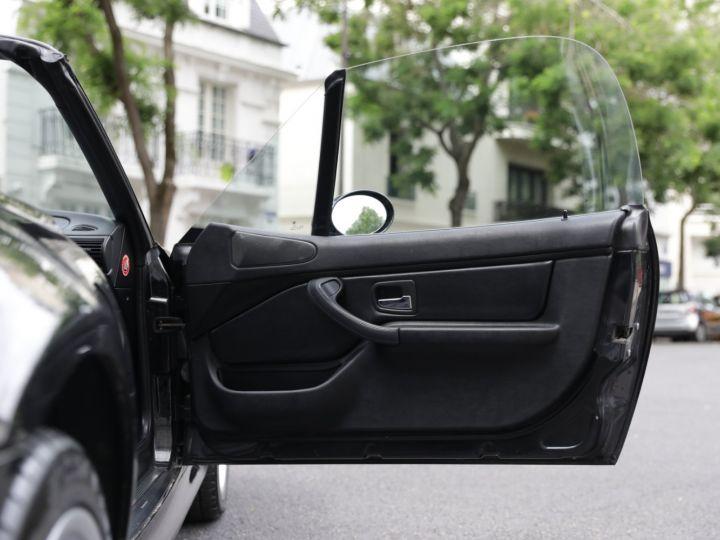 BMW Z3 Z3M ROADSTER 3.2 321CV NOIR - 22