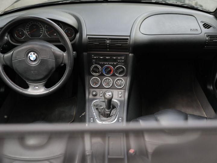 BMW Z3 Z3M ROADSTER 3.2 321CV NOIR - 23