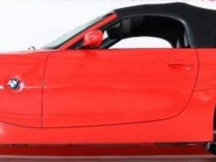 BMW Z4 2.2L i rouge  - 3