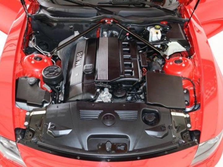 BMW Z4 2.2L i rouge  - 4