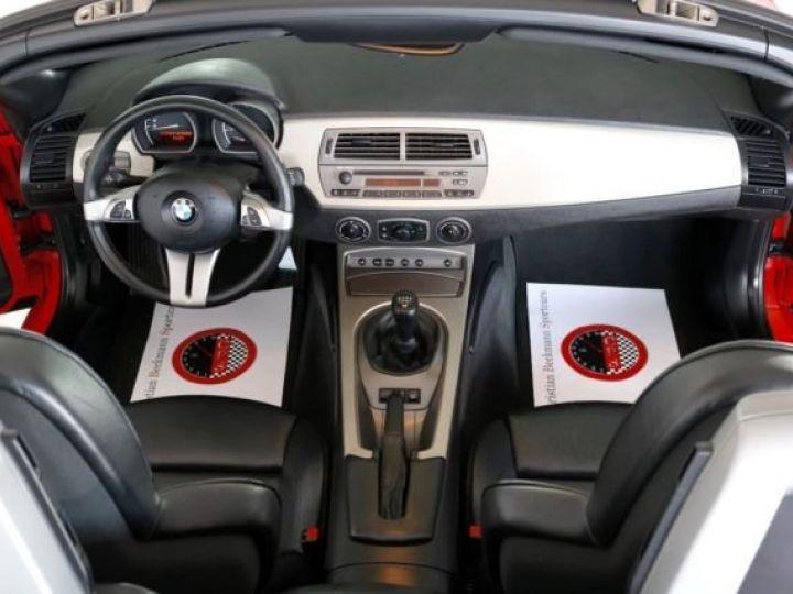 BMW Z4 2.2L i rouge  - 5