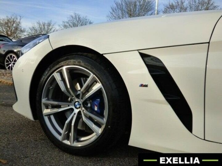 BMW Z4 30i M Sport  BLANC METALISEE Occasion - 1