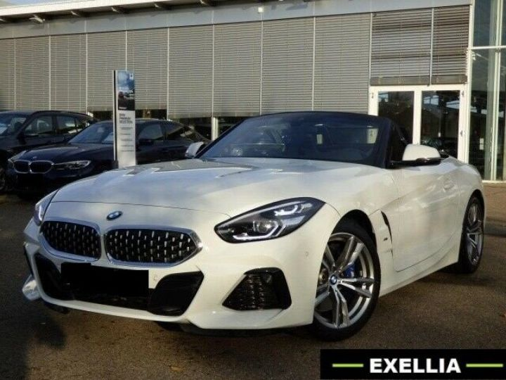 BMW Z4 30i M Sport  BLANC METALISEE Occasion - 3