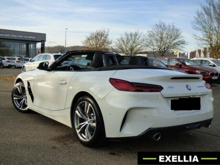 BMW Z4 30i M Sport  BLANC METALISEE Occasion - 4