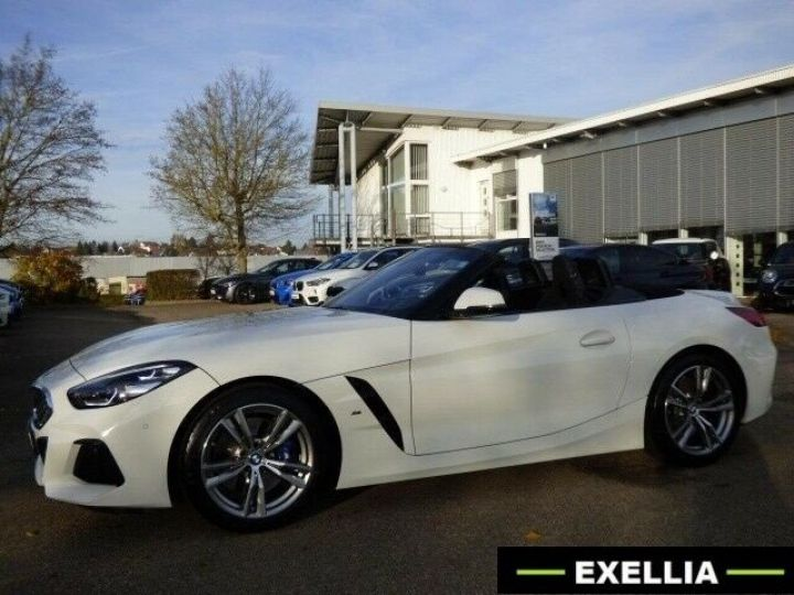 BMW Z4 30i M Sport  BLANC METALISEE Occasion - 5