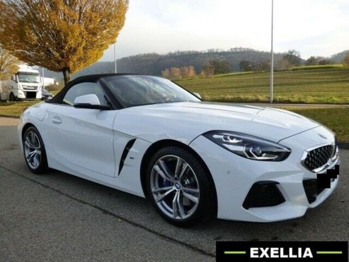 BMW Z4 30i M Sport  BLANC METALISEE Occasion - 7