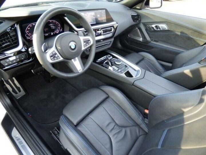 BMW Z4 30i M Sport  BLANC METALISEE Occasion - 8