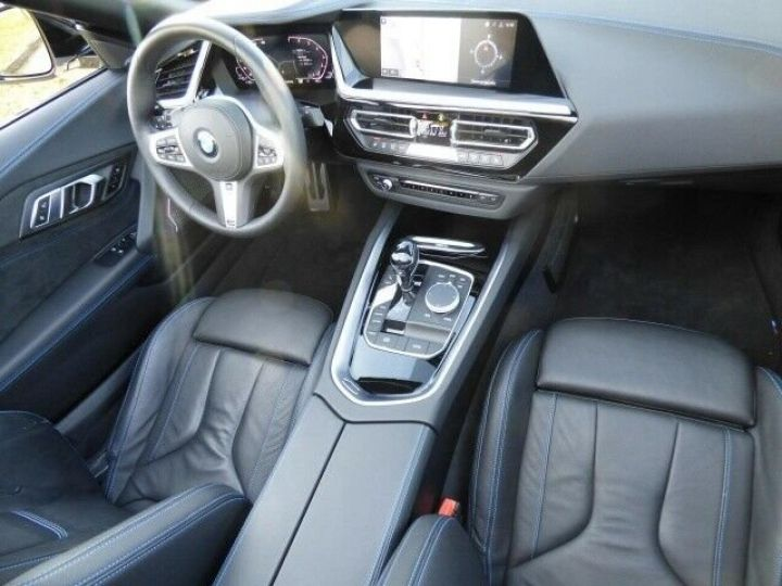 BMW Z4 30i M Sport  BLANC METALISEE Occasion - 13