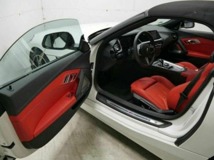 BMW Z4 30i sDRIVE M Sport  BLANC METALISEE Occasion - 5