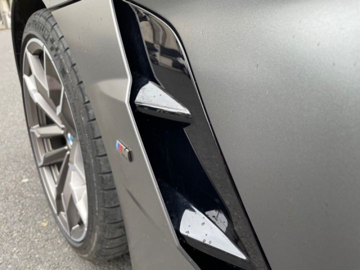 BMW Z4 BMW Z4 (G29) 3.0 M40I M PERFORMANCE BVA8 5200KMS Gris Mat - 12