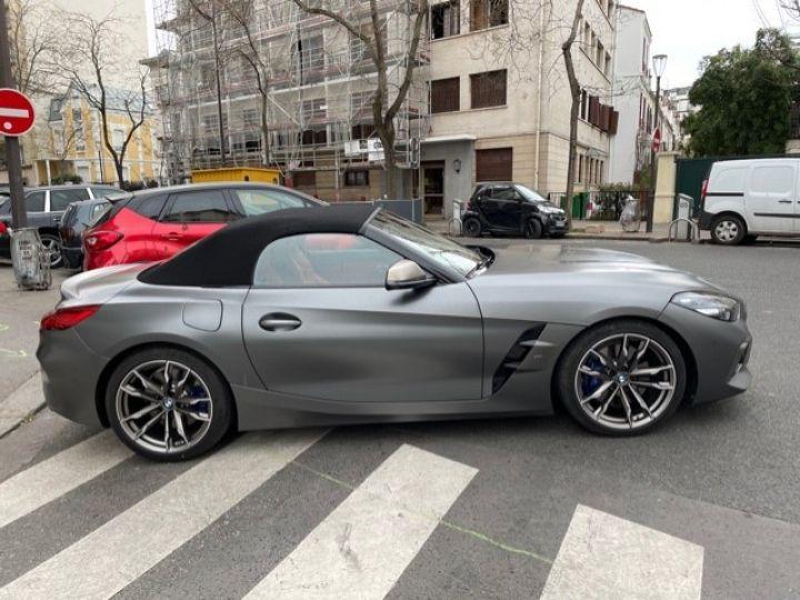 BMW Z4 BMW Z4 (G29) 3.0 M40I M PERFORMANCE BVA8 5200KMS Gris Mat - 7