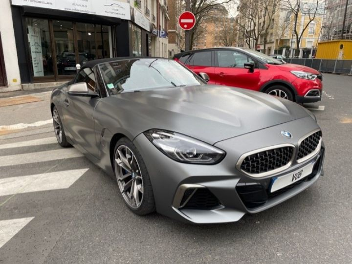 BMW Z4 BMW Z4 (G29) 3.0 M40I M PERFORMANCE BVA8 5200KMS Gris Mat - 3