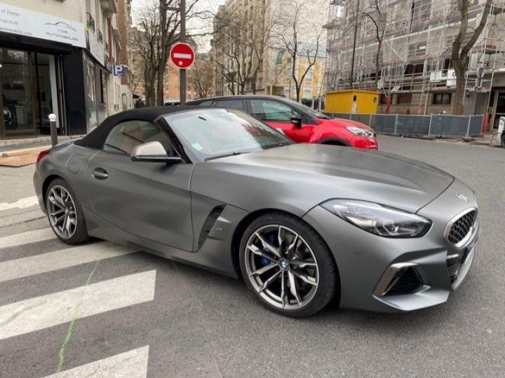 BMW Z4 BMW Z4 (G29) 3.0 M40I M PERFORMANCE BVA8 5200KMS FRANCAISE Gris Mat - 5