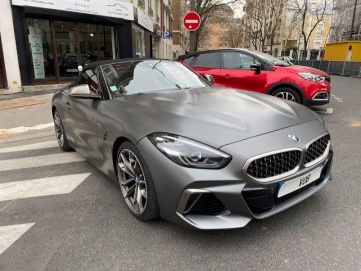 BMW Z4 BMW Z4 (G29) 3.0 M40I M PERFORMANCE BVA8 5200KMS FRANCAISE Gris Mat - 3