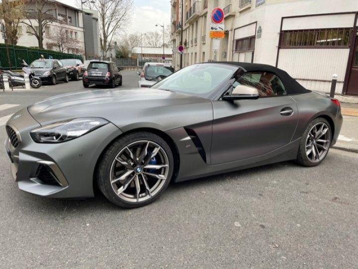 BMW Z4 BMW Z4 (G29) 3.0 M40I M PERFORMANCE BVA8 5200KMS FRANCAISE Gris Mat - 2