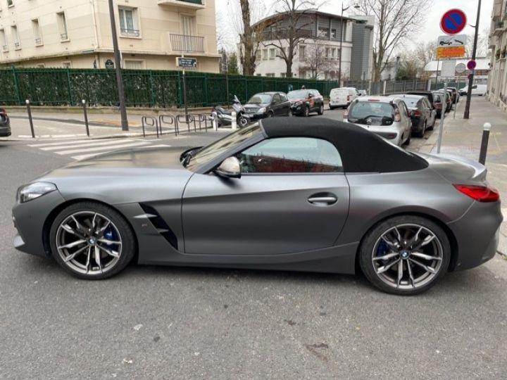 BMW Z4 BMW Z4 (G29) 3.0 M40I M PERFORMANCE BVA8 5200KMS FRANCAISE Gris Mat - 10