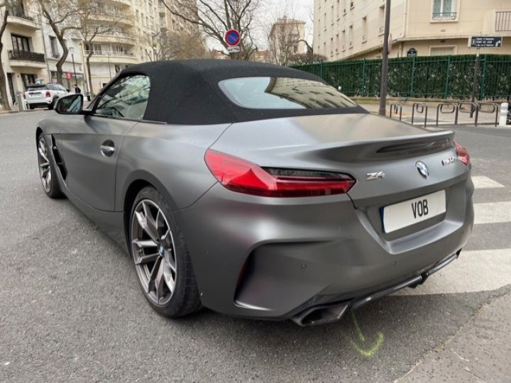 BMW Z4 BMW Z4 (G29) 3.0 M40I M PERFORMANCE BVA8 5200KMS FRANCAISE Gris Mat - 11