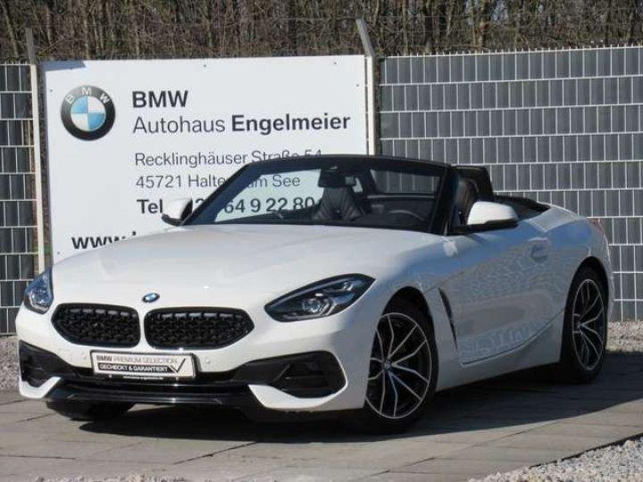 BMW Z4 BMW **Z4 sDrive 30i 258 ch** BVA8 Sport Navi Blanc - 1