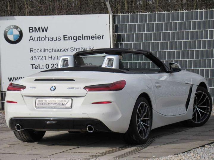 BMW Z4 BMW **Z4 sDrive 30i 258 ch** BVA8 Sport Navi Blanc - 2