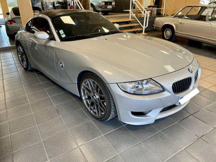 BMW Z4 BMW Z4M COUPE ARGENT - 2