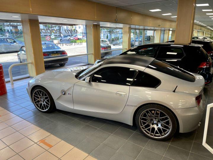 BMW Z4 BMW Z4M COUPE ARGENT - 4