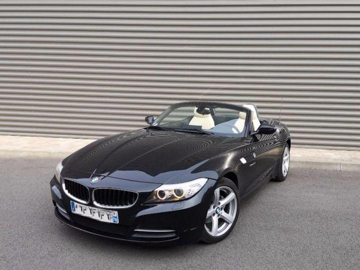 BMW Z4 E89 SDRIVE23I 204 LUXE BVA8 cI Noir Occasion - 1