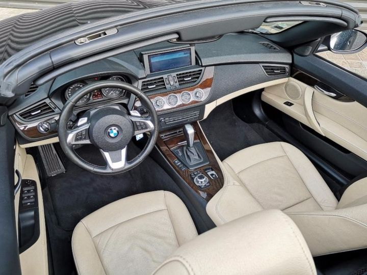 BMW Z4 E89 SDRIVE23I 204 LUXE BVA8 cI Noir Occasion - 3