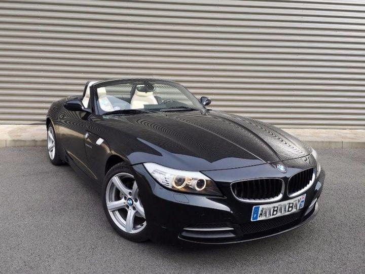 BMW Z4 E89 SDRIVE23I 204 LUXE BVA8 cI Noir Occasion - 5