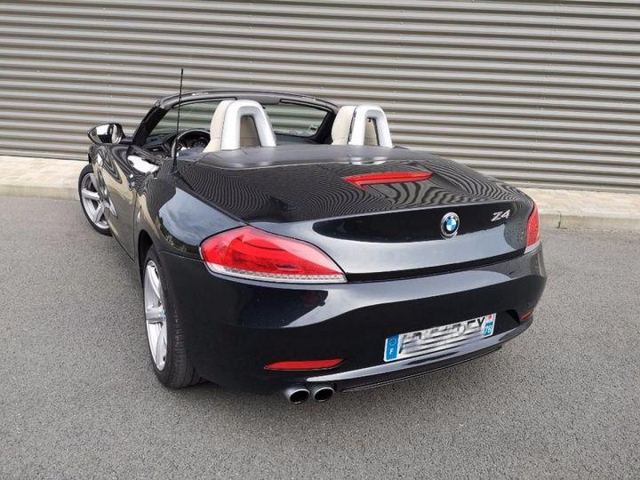BMW Z4 E89 SDRIVE23I 204 LUXE BVA8 cI Noir Occasion - 8