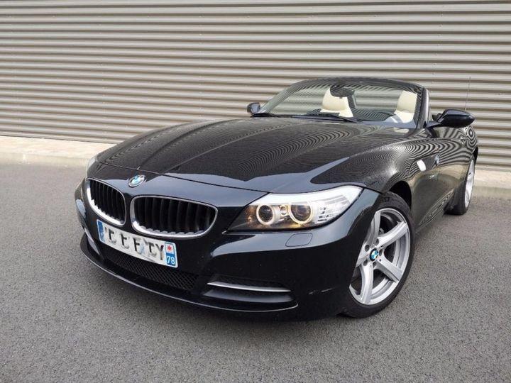 BMW Z4 E89 SDRIVE23I 204 LUXE BVA8 cI Noir Occasion - 9