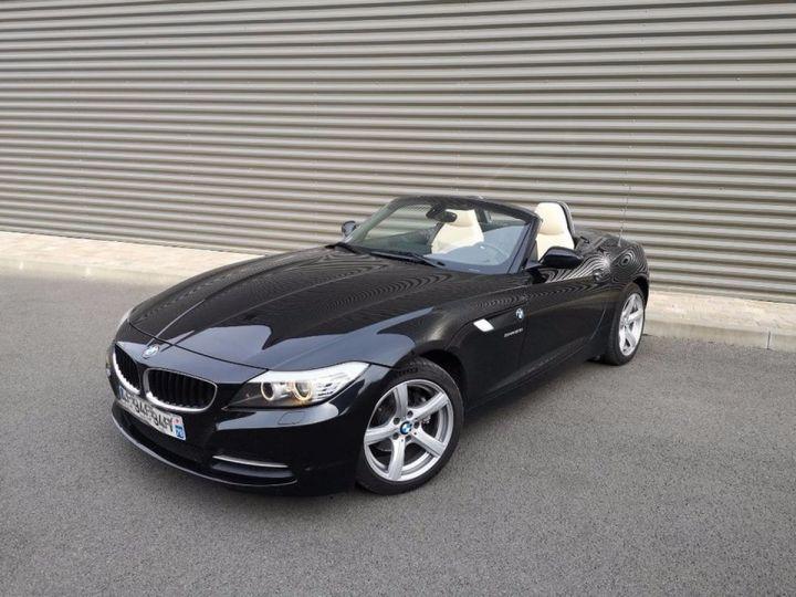 BMW Z4 E89 SDRIVE23I 204 LUXE BVA8 cI Noir Occasion - 11