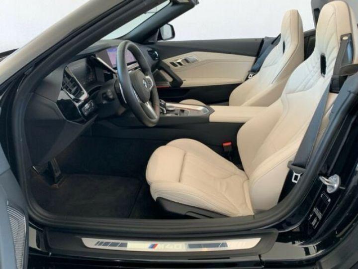 BMW Z4 ROADSTER M40I NOIR Occasion - 12