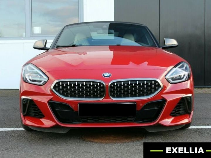 BMW Z4 ROADSTER M40I ROUGE SAN FRANCISCO Occasion - 9