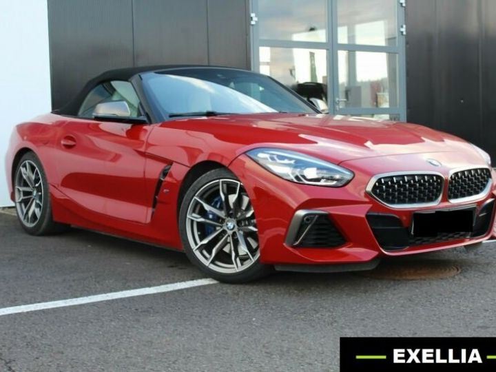 BMW Z4 ROADSTER M40I ROUGE SAN FRANCISCO Occasion - 11