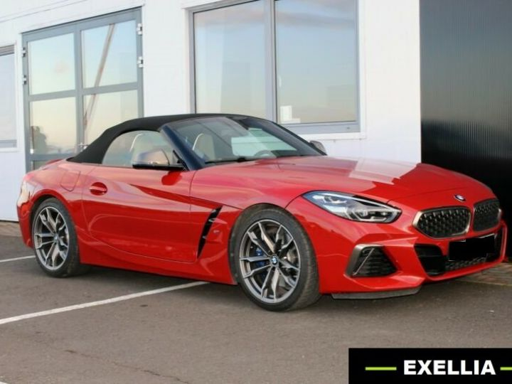 BMW Z4 ROADSTER M40I ROUGE SAN FRANCISCO Occasion - 12