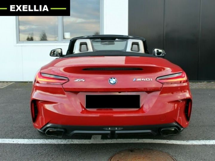 BMW Z4 ROADSTER M40I ROUGE SAN FRANCISCO Occasion - 18