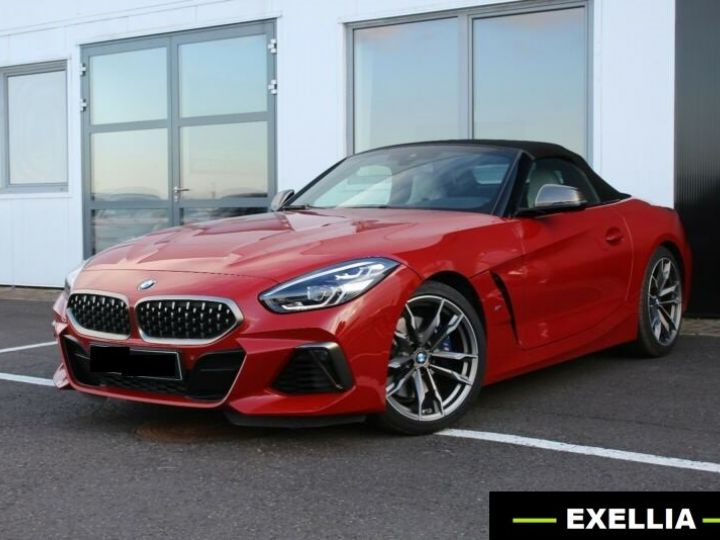 BMW Z4 ROADSTER M40I ROUGE SAN FRANCISCO Occasion - 19