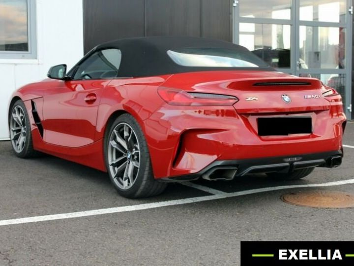BMW Z4 ROADSTER M40I ROUGE SAN FRANCISCO Occasion - 21
