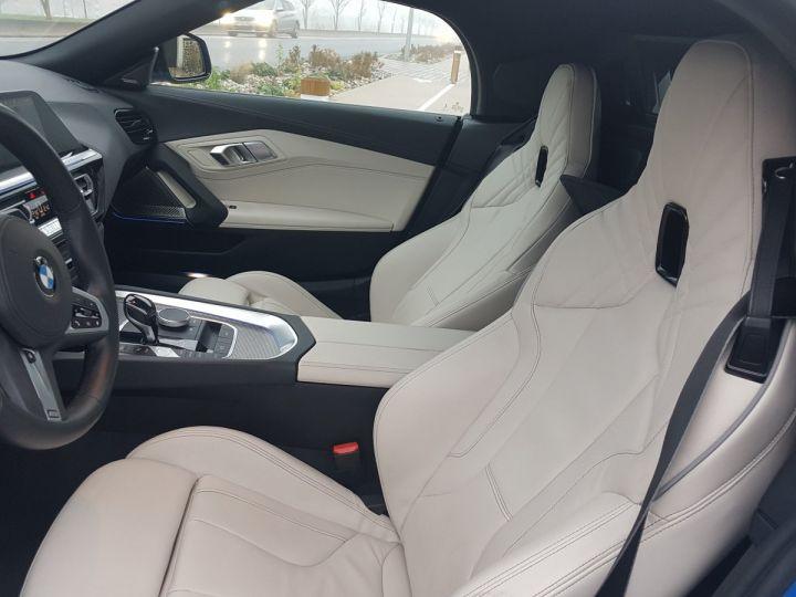 BMW Z4 ROADSTER M40I bleu misano  Occasion - 6