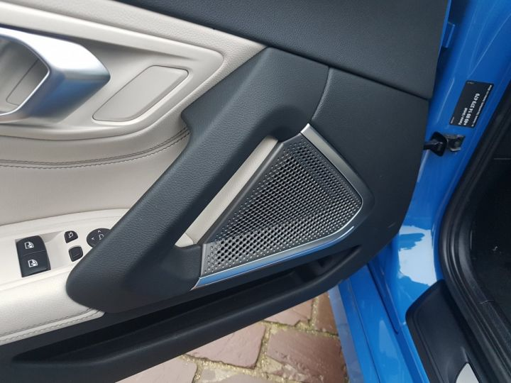 BMW Z4 ROADSTER M40I bleu misano  Occasion - 7