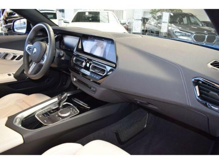 BMW Z4 ROADSTER M40I bleu misano  Occasion - 10