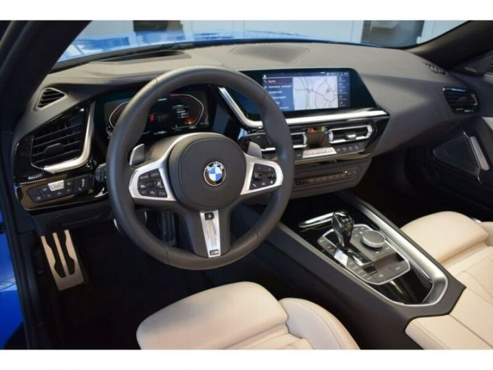 BMW Z4 ROADSTER M40I bleu misano  Occasion - 13