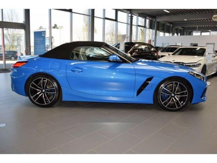 BMW Z4 ROADSTER M40I bleu misano  Occasion - 16