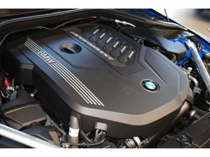BMW Z4 ROADSTER M40I bleu misano  Occasion - 18