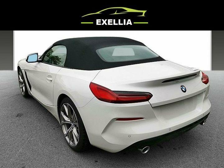 BMW Z4 S DRIVE 20I SPORT LINE BVA BLANC Occasion - 3