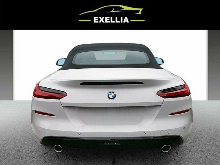 BMW Z4 S DRIVE 20I SPORT LINE BVA BLANC Occasion - 5
