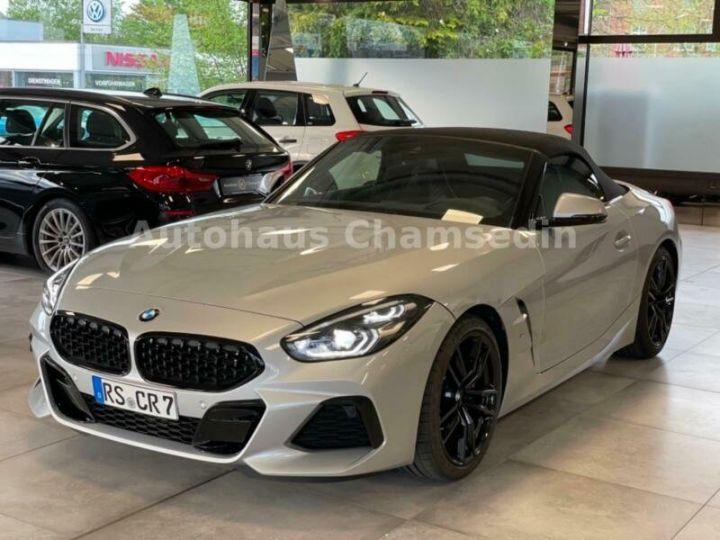 BMW Z4 sDrive 20 i M Sport gris metal - 1