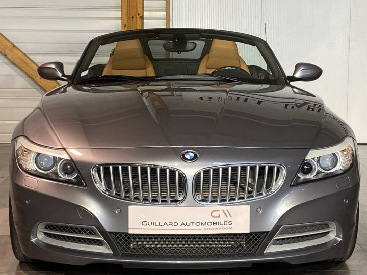 BMW Z4 SDRIVE 35i 306ch LUXE (E89) DKG GRIS FONCE - 2