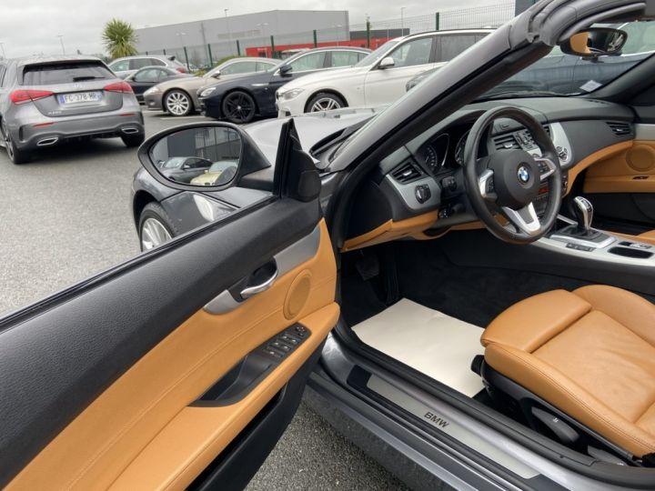 BMW Z4 SDRIVE 35i 306ch LUXE (E89) DKG GRIS FONCE - 10